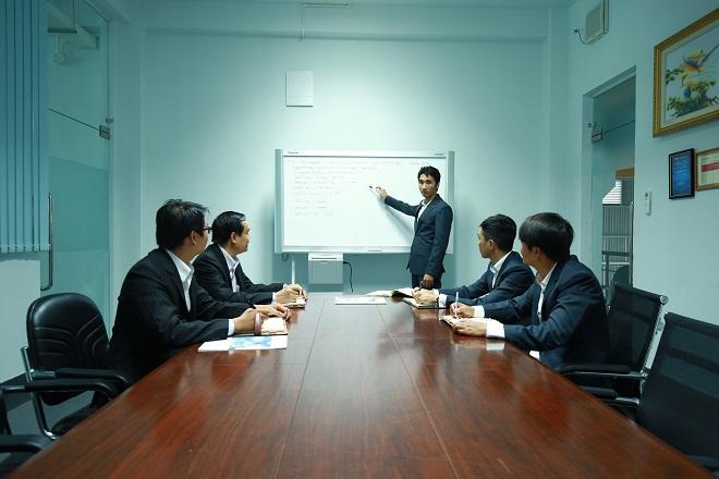 Ban lãnh đạo Hạo Phương