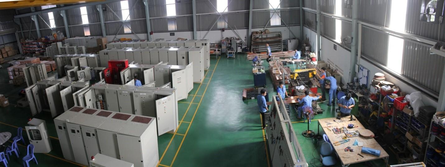 Xưởng lắp ráp