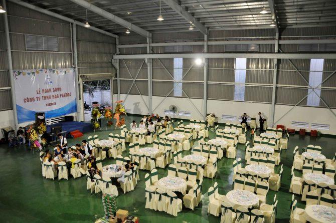 tổ chức buổi lễ hoàn công Hạo Phương, hình ảnh 3
