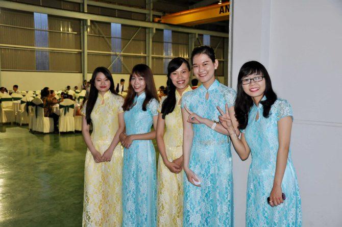 tổ chức buổi lễ hoàn công Hạo Phương, hình ảnh 4