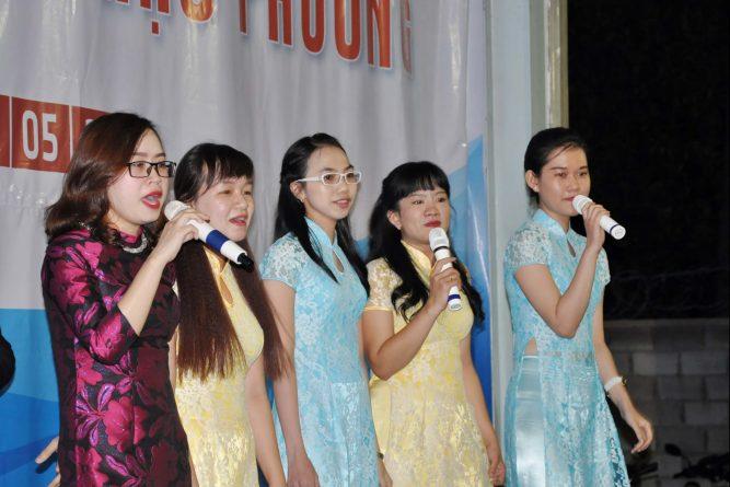 tổ chức buổi lễ hoàn công Hạo Phương, hình ảnh 9
