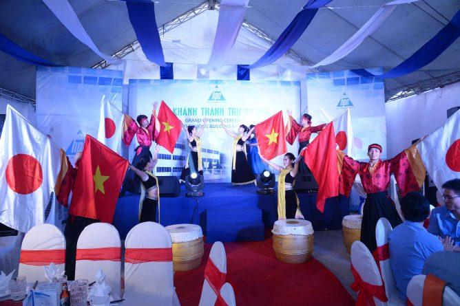 giao lưu văn hóa Việt - Nhật