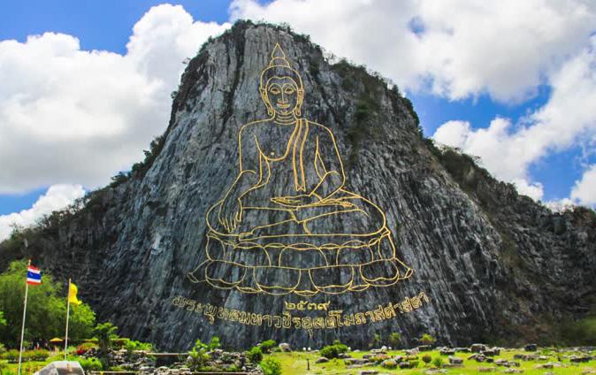 đất nước chùa vàng Thailand