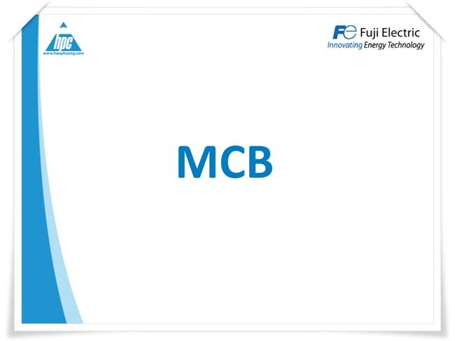 MCB Fuji Electric, ảnh 1