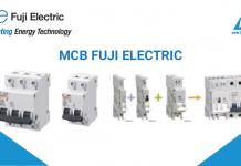 MCB Fuji Electric