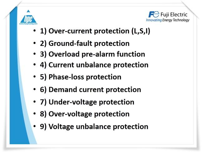 Máy cắt hạ thế ACB Fuji Electric, ảnh 6