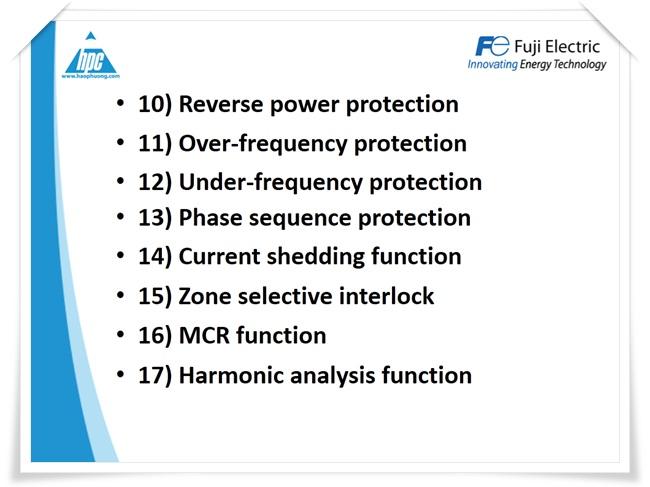 Máy cắt hạ thế ACB Fuji Electric, ảnh 7