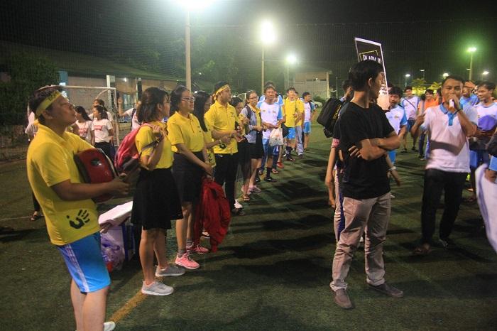 diễn biến vòng 2 giải bóng đá Hạo Phương 2018, ảnh 7