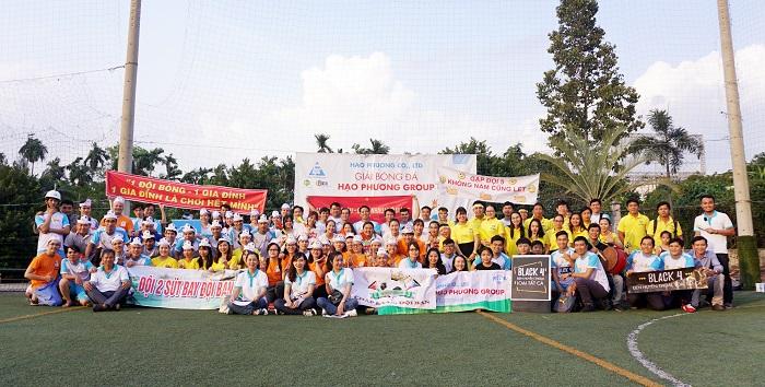diễn biến vòng 2 giải bóng đá Hạo Phương 2018, ảnh 2