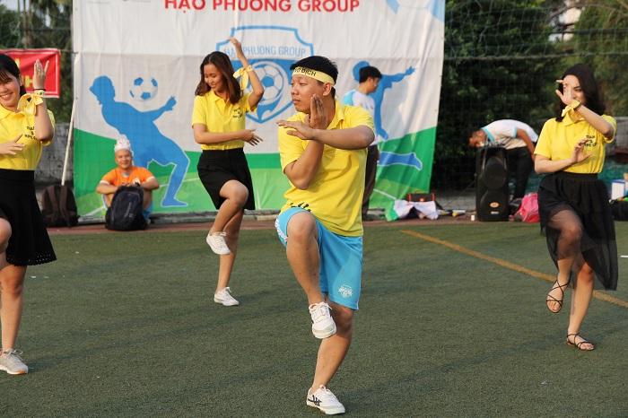 diễn biến vòng 2 giải bóng đá Hạo Phương 2018, ảnh 4