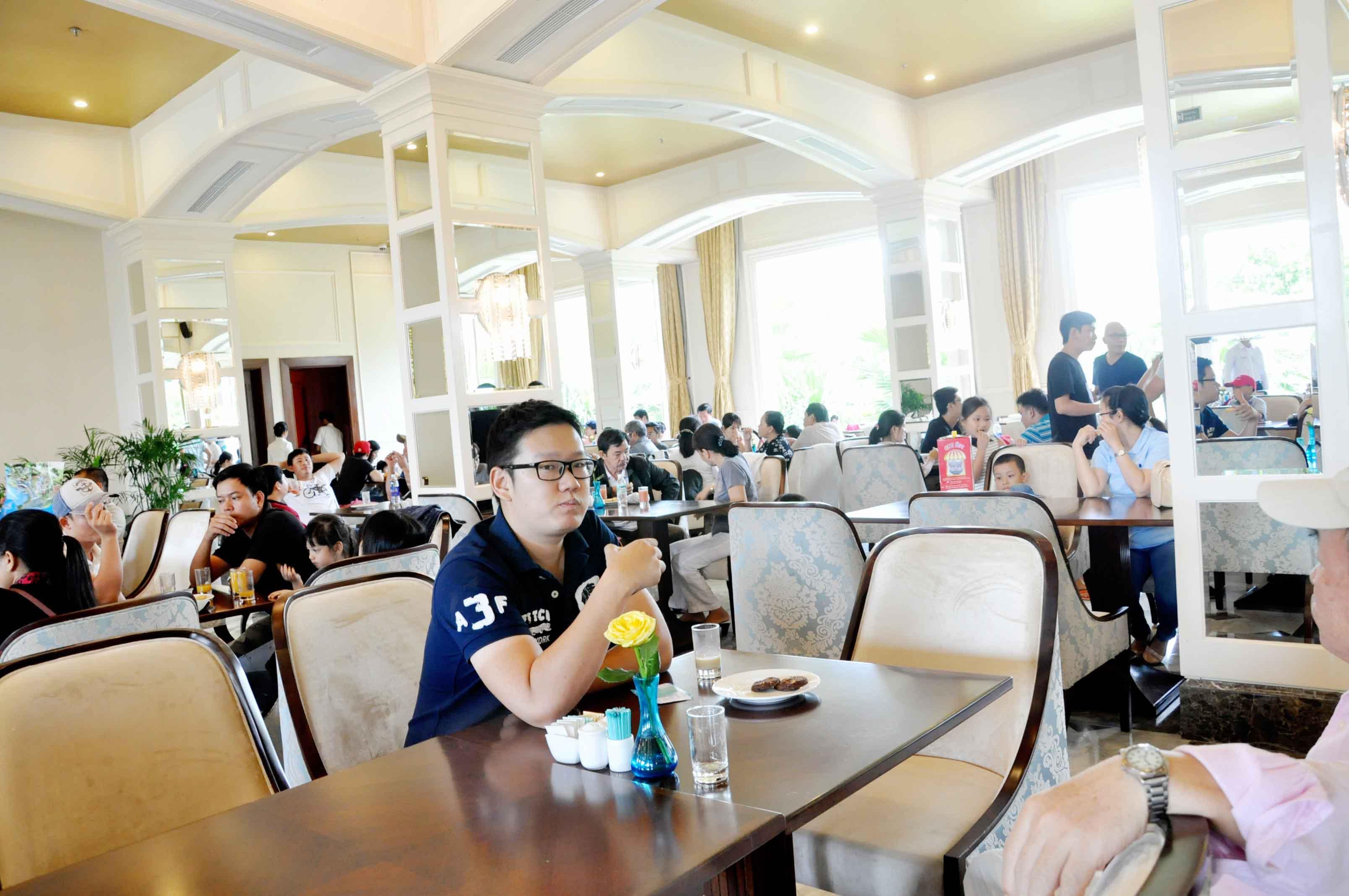 Hạo Phương du lịch nghỉ dưỡng tại Vinpearl Phú Quốc, ảnh 1