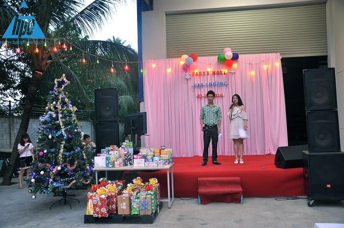 Hạo Phương tổ chức lễ giáng sinh 2017, ảnh 3
