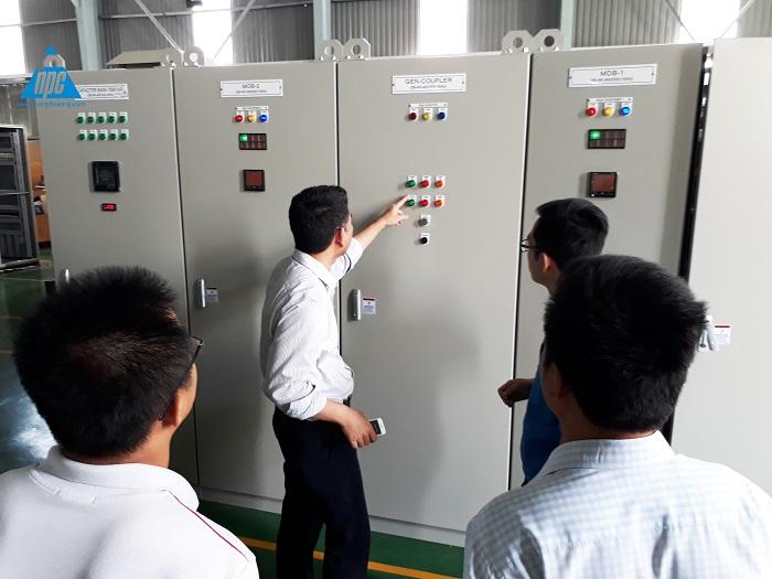 xuất tủ điện cho dự án Vina Hà Nam, hình ảnh 1