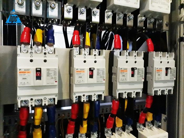 xuất tủ điện cho dự án Vina Hà Nam, hình ảnh 3