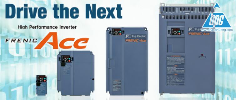 thay đổi mã biến tần Frenic-Ace