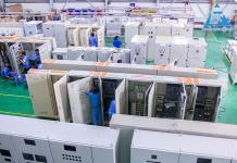 Cung cấp giải pháp quản lý tòa nhà vận hành động cơ cho nhà máy nippro