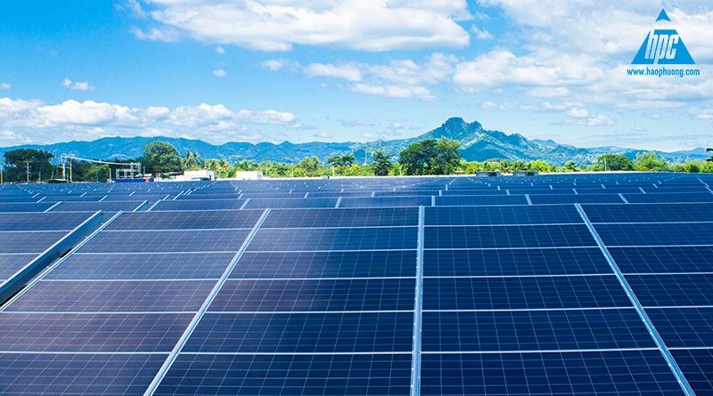 tư vấn thiết kế sử dụng điện mặt trời nối lưới cho tòa nhà tphcm