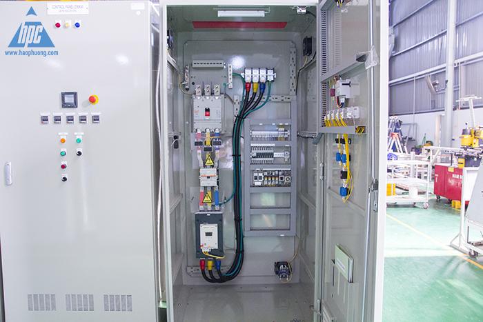 thiết bị tủ điện cung cấp hệ thống bơm thoát nước