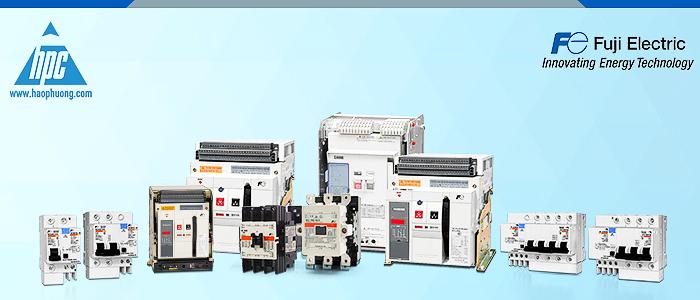 Thiết bị đóng cắt Fuji Electric, MCB, MCCB, ELCB, ACB, Contactor