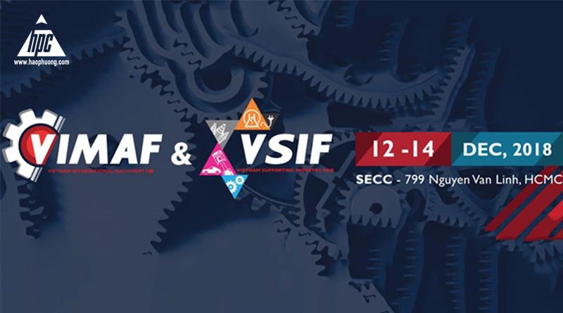 triển lãm VIMAF & VSIF