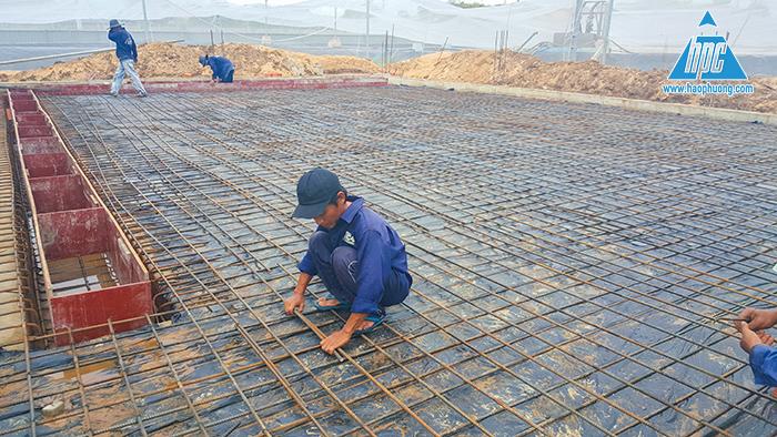 dự án xây dựng nhà xử lý nước mặn nuôi tôm giống, ảnh 2