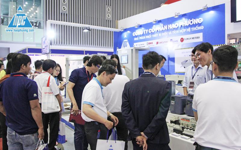 triển lãm thiết bị điện 2018