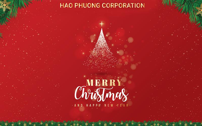 Hạo Phương cùng nhau chia sẻ niềm vui Giáng sinh