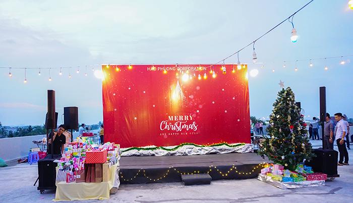 chia sẻ niềm vui Giáng sinh 2018, ảnh 1