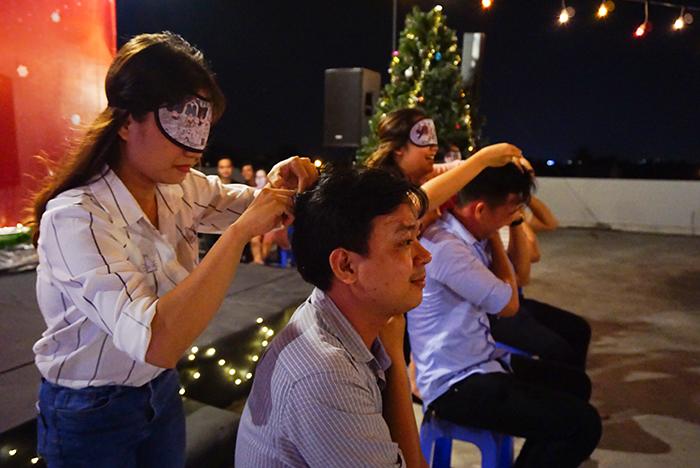 chia sẻ niềm vui Giáng sinh 2018, ảnh 11
