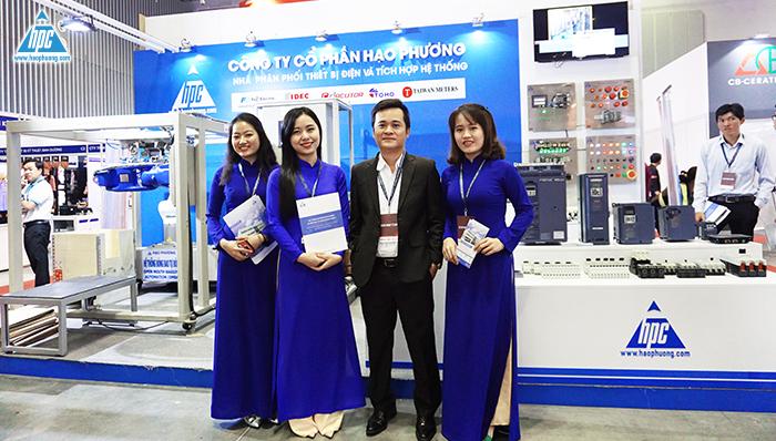 Gian hàng Hạo Phương VIMAF&VISIF 2018