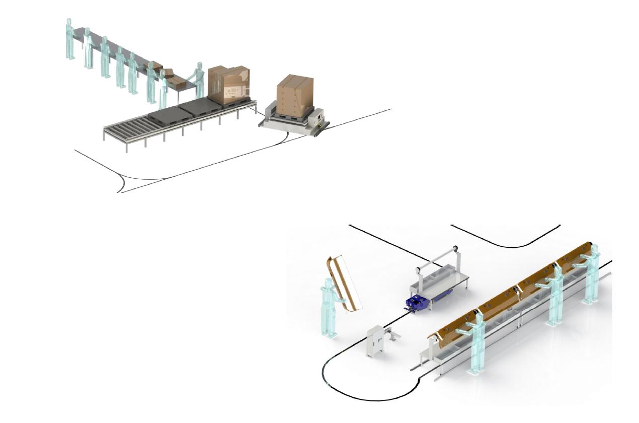 Thiết kế và xây dựng hệ thống hoàn chỉnh AGV