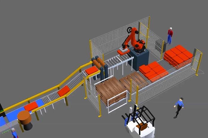 Hệ thống điều khiển và tự động hóa quy trình sản xuất