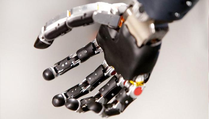 Hình ảnh cánh tay robot