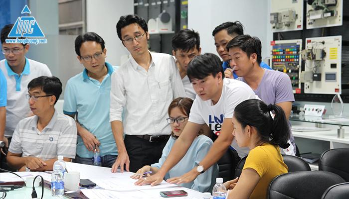 trao đổi nhóm KPI 1