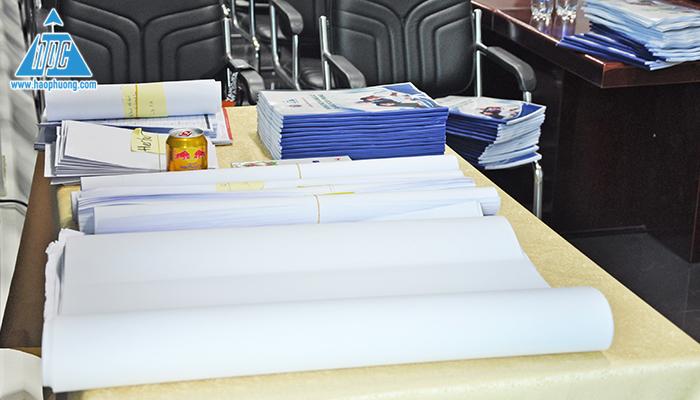 Ấn phẩm và tài liệu cho các học viên