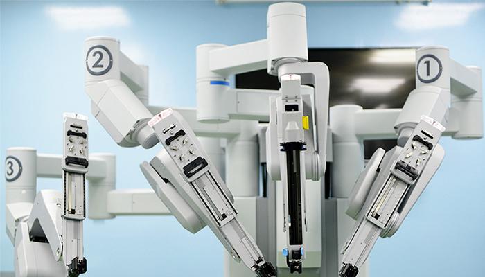 robot phẫu thuật cho người lớn