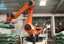 Giải pháp robot Vimf 2019