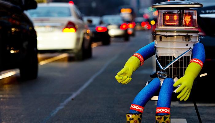 Robot HitchBOT
