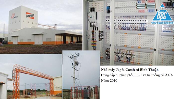 Nhà máy Japfa Comfeed Bình Thuận