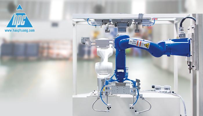 Robot OMBA