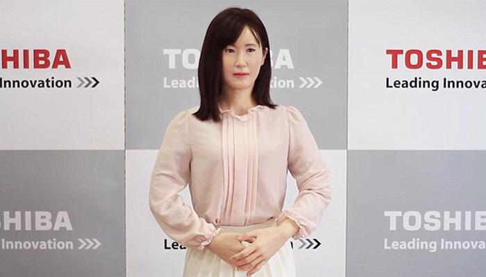 Robot ChihiraAico