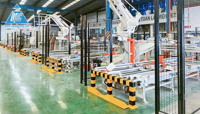 Robot Palletzing