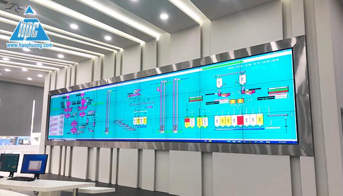 tivi control room
