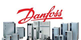 Ảnh bìa các dòng biến tần Danfoss