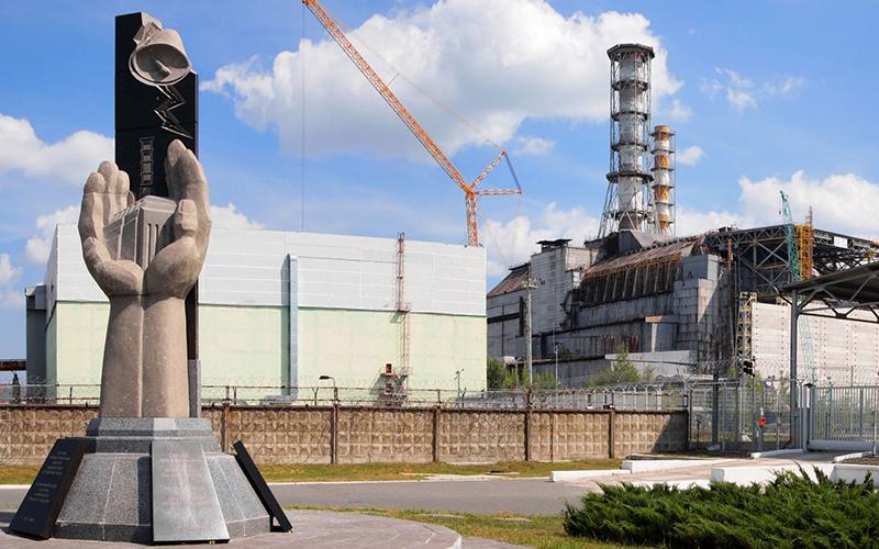 Ảnh bìa thảm họa hạt nhân Chernobyl