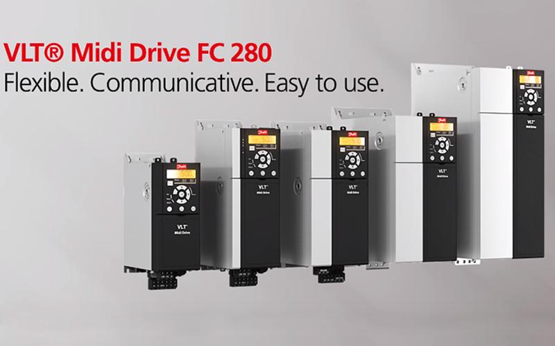inverter Danfoss VLT Midi Drive FC 280
