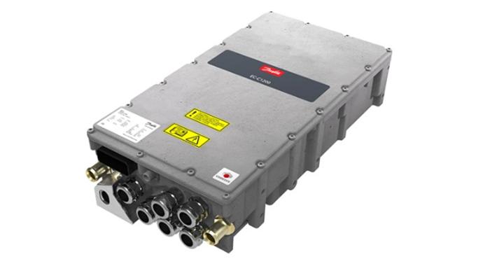 Bộ chuyển đổi điện cho máy thủy lực Danfoss