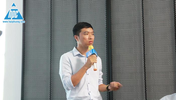 Mr. Bảo - Phó giám đốc phòng dự án