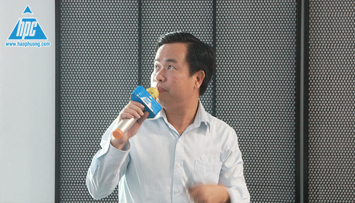 Mr. Mừng – Trưởng bộ phận kinh doanh dự án