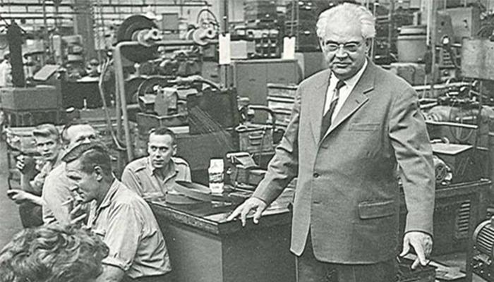 Danfoss thập niên 30 của thế kỉ XX